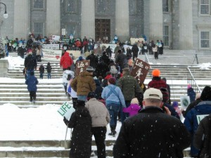 March for Life 1-16-2015 Photo by Bob Orleck