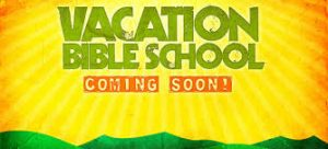 VBS Coming Soon