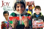Operation Christmas Child delivered