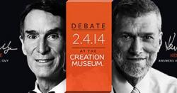 Creation Debate live-stream at BFR